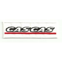 Patch embroidery GAS GAS 14,5cm x 4,5cm