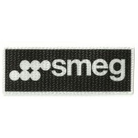 Textile patch SMEG 9,5cm x 3cm