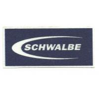 Parche textil SCHWALBE 10CM X 5CM