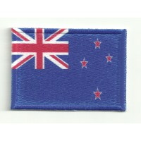 Patch embroidery NEW ZEALAND 4cm x 3cm