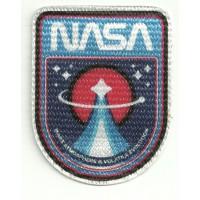 Parche textil NASA 7cm x 8,5cm