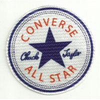 Textile patch CONVERSE 8cm