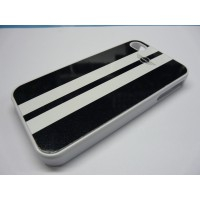 IPHONE 4 Y 4S MINI COOPER BLANCA Y NEGRA