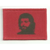 Parche textil y bordado CAMARON 7cm x 4cm