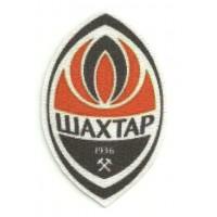 Textile patch SHAKHTAR DONETSK WAXTAP 5,5cm x 9cm
