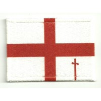 Patch embroidery and textile LONDRES 7CM x 5CM