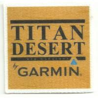 Textile patch TITAN DESERT 6cm x 6cm