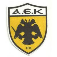 Textile patch A.E.K. F.C. 7cm x 9cm