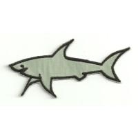 Patch embroidery paul shark 9cm x 4cm