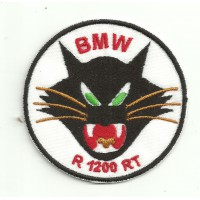 Patch embroidery BMW R 1200 RT CAT 6,5cm
