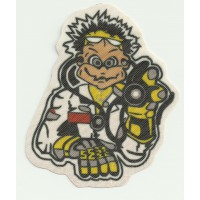 Patch textile VALENTINO THE DOCTOR 9cm x 7cm