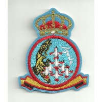 Patch embroidery PATRULLA AGUILA 5cm x 6cm