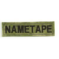 Parche bordado NAMETAPE A-TACS 10cm x 2,6cm