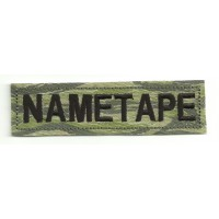 Patch embroidery NAMETAPE VIETNAM 10cm x 2,6cm