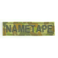 Patch embroidery NAMETAPE AUSCAN 10cm x 2,6cm