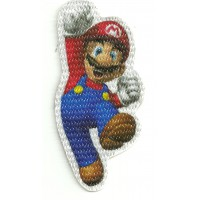 Textile patch SUPER MARIO BROS 4,5cm x 9cm