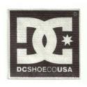Textile patch DC SHOES 10cm x 10cm