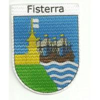 Parche textil FISTERRA 6cm x 8cm