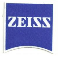Parche textil ZEISS 3,5cm x 3,5cm