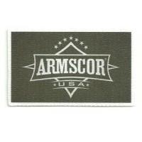 Parche textil ARMSCOR 8cm x 5cm