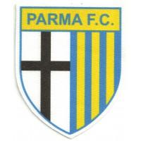 Textile patch PARMA F.C. 7cm x 8,5cm