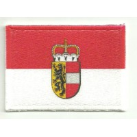 Patch embroidery and textile SALSBURGO 4cm x 3cm