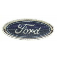 Textile patch FORD 10cm x 4cm