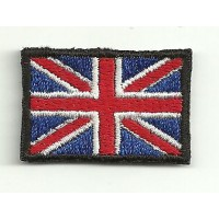 Patch embroidery FLAG ENGLAND CLASSIC 3CM X 2CM