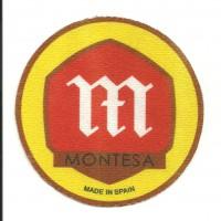 Parche textil MONTESA MADE IN SPAIN 27cm