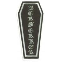Parche textil BERSERKER 5.5cm x 11.5cm