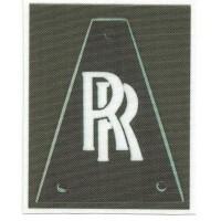 Parche textil RANDY RHOADS 6.5cm x 9cm