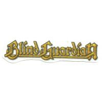 Textile patch BLIND GUARDIAN 10cm x 2.5cm