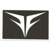 Textile patch FEAR FACTORY 25cm x 16cm