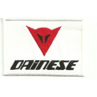 Patch embroidery DAINESE 7,5cm x 5,5cm
