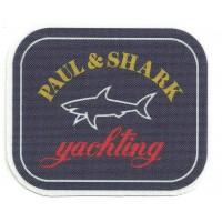 Parche textil PAUL SHARK 7cm x 6cm