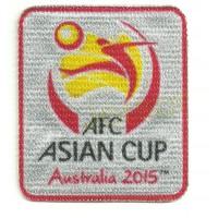 Parche textil AFC ASIAN CUP 2015 7cm x 8cm