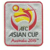 Textile patch AFC ASIAN CUP 2015 7cm x 8cm