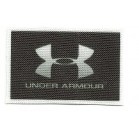 Parche textil UNDER ARMOUR 5cm x 3.5cm