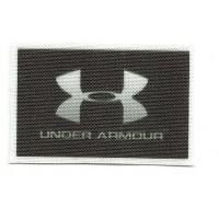 Textile patch UNDER ARMOUR 5cm x 3.5cm