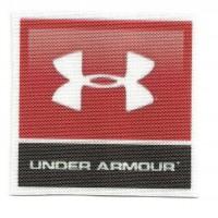 Textile patch UNDER ARMOUR 5.5cm x 5.5cm