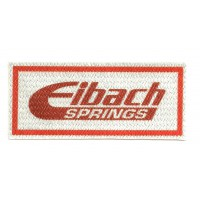 Textile patch EIBACH 9cm x 4cm