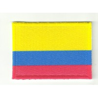 Patch flag COLOMBIA 4cm x 3cm
