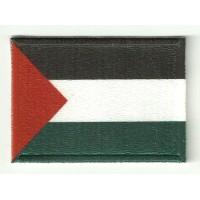 Parche bordado y textil PALESTINA 7CM x 5CM