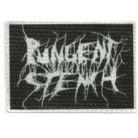 Parche textil PUNGENT STENCH 9cm x 6,5cm