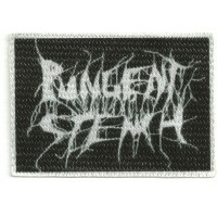 Textile patch PUNGENT STENCH 9cm x 6,5cm