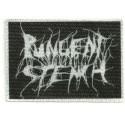 Textile patch PUNGENT STENCH 9cm x 6,5cm