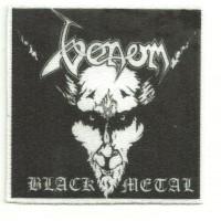 Textile patch VENOM 7CM X 7CM