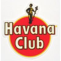 Parche textil HAVANA CLUB 7 cm x 7cm