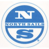 Textile patch NORTH SAILS 6cm