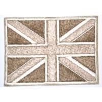 Patch embroidery FLAG ENGLAND ARIDA 7CM X 5 CM
